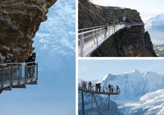 The First Cliff Walk in Grindelwald