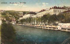 Rijeka - Sušak - 1934. - Masarykovo šetalište