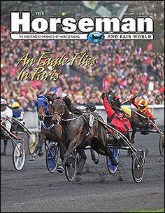 The Horseman Magazine, Harness Racing, Harness Horse Racing, Harness Racing Results Harness Racing, Horse Racing, Current Events, Equestrian, Magazines, Insight, Horses, Animals, Journals