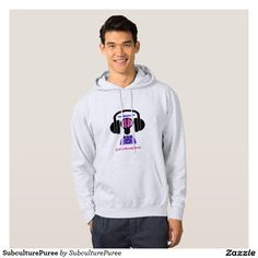 SubculturePuree the official hoodie.