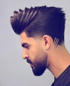 20 ideas brunette hair sunkissed highlights for 2020 Beard Styles For Men, Hair And Beard Styles, Short Hair Styles, Hairstyles Haircuts, Haircuts For Men, Cool Hairstyles, Hipster Hairstyles Men, Gents Hair Style, Shaved Hair Designs