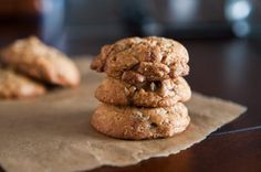 Brown Butter Oatmeal Chocolate Chip Cookies: A Pioneer Woman Cooks recipe