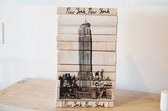 New York, New York Book Set