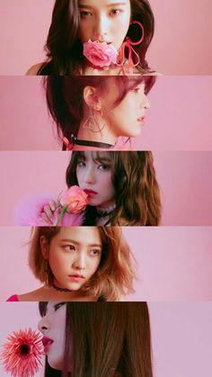 New Ideas For Wallpaper Red Velvet Bad Boy Seulgi, Velvet Wallpaper, Red Wallpaper, Iphone Wallpaper, Red Velvet Joy, Red Velvet Irene, Kpop Girl Groups, Kpop Girls, K Pop