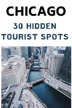 Chicago is a big city filled with many tourist things to do. This is a list of 30 amazing Chicago attractions and hidden gems. Use this list of Chicago things to do to plan a trip to Chicago. Youll get many ideas of things to do and the best places to see in Chicago.