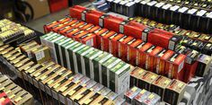 Gun Dealers Ease Restrictions on Ammo Purchases as Shortage Abates - http://gunpro.salessupplychain.com/gun-dealers-ease-restrictions-ammo-purchases-shortage-abates/