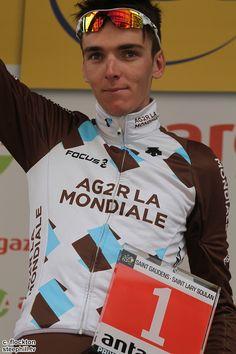 Roman Bardet, hero. Most aggressive rider, stage-17