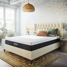 Looking for Cool Gel 12 Medium Gel Memory Foam Mattress ? Check out our picks for the Cool Gel 12 Medium Gel Memory Foam Mattress from the popular stores - all in one. Bed Platform, Upholstered Platform Bed, Best Mattress, Foam Mattress, Queen Mattress, Adjustable Beds, Headboard And Footboard, Panel Bed, Bed Frame