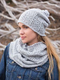 ANNIE'S SIGNATURE DESIGNS: Cinereal Granny Set Crochet Pattern