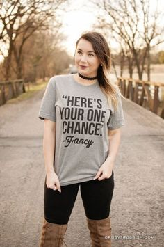 Here's your one chance Fancy , don't let me down!! Wise Reba. Graphic Color: Black T-Shirt: Pre-Shrunk Poly/Cotton Blend Fit: Unisex Special Addition: Each piece of authentic Ruby's Rubbish comes with