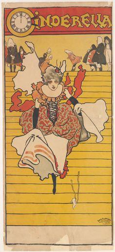 Cinderella poster, ca 1890