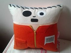 Slipknot Corey pillow!!! So awesome