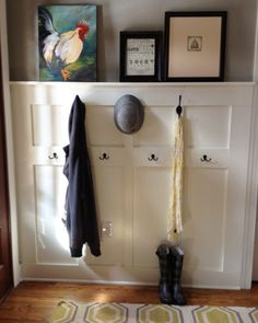 DIY: Entry Mud Room - inkWELL Press
