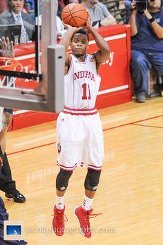 Yogi at Indiana's 56-46 win over Illinois on Sunday at Assembly Hall    #IUCollegeBasketball