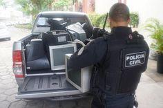 POLÍCIA DO PARÁ                                 Ao Alcance de Todos!: POLÍCIA CIVIL ESTOURA PONTOS DE JOGOS DE AZAR EM S...