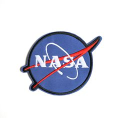 NASA | Patches for the cool kids | strijkpatches