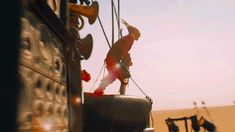 Doof Warrior, Fury Road!!!