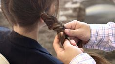 Fishtail Braid Tutorial - TheSalonGuy