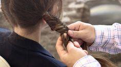 Fishtail Braid Tutorial - TheSalonGuy