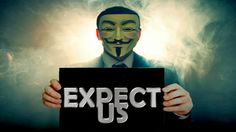 Expect us | Anonymous ART of Revolution