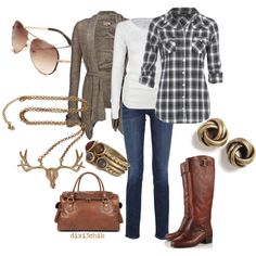 I don't like the cardigan and am not sure about the antler necklace, but otherwise, I love love love.