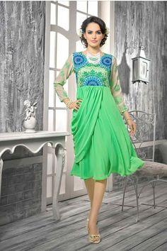 #party #kurtis @  http://zohraa.com/bottle-green-faux-georgette-kurti-z5018pvnd-vol-03-1011-16.html #partykurtis #celebrity #zohraa #onlineshop #womensfashion #womenswear #bollywood #look #diva #party #shopping #online #beautiful #beauty #glam #shoppingonline #styles #stylish #model #fashionista #women #lifestyle #fashion #original #products #saynotoreplicas