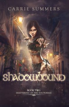 Shadowbound – Carrie Summers