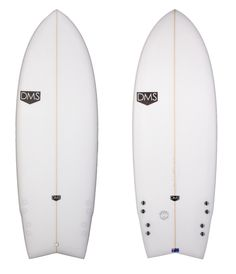 DMS Surfboards - Spooky Tooth