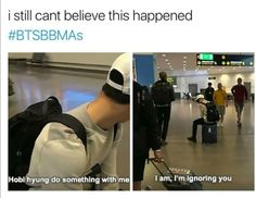 Oh my word! That is why hobi is my bias. I'm on the verge of crying from laughing so hard.