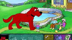 Clifford the Big Red Dog full episodes : Clifford and Emily Elizabeth re...