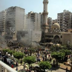 Twin blasts in Lebanese city of Tripoli kill at least 47 - Middle East