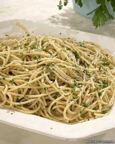 Spicy Squash with Pasta