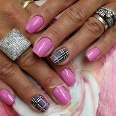 Instagram by lucinhabarteli #nails #nailart #naildesign