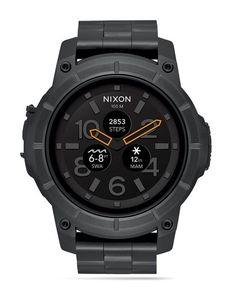 Nixon Mission SS Smart Watch