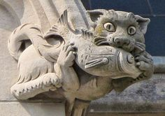 top 25 Epic Gargoyles from around the world #20