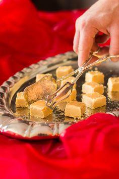 Klassiset fudge makeiset ovat joulumakeisista parhaimpia.