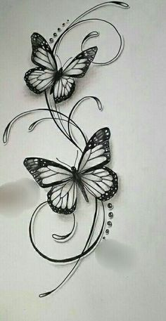 I like the flow of this - tattoos - . - tattoos - Tattoo Designs For Women Foot Tattoos, Cute Tattoos, Flower Tattoos, Body Art Tattoos, Tattoo Drawings, Small Tattoos, Sleeve Tattoos, Ribbon Tattoos, Tatoos