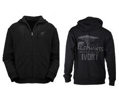 Create a Hoodie design for Elephant Highway by NINE999