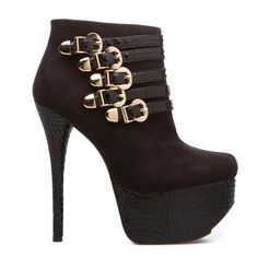 Kaydra  - Ankle boot with attitude.
