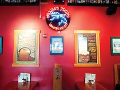 Moose's Tooth- Delicious pizza, tasty beer, and an Alaskan atmosphere you'll absolutely enjoy!