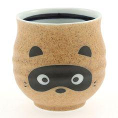 Sushi Cup Raccoon