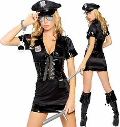 Astonishing Authority - Sexy Police Costume | Womenu0027s Costumes | Pinterest | Best Costumes ideas  sc 1 st  Pinterest & Astonishing Authority - Sexy Police Costume | Womenu0027s Costumes ...