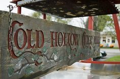 Cold Hollow Cider Mills