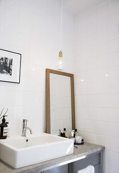 Guest Bathroom  Blogg för Gingerbreadhouse | Lovely Life