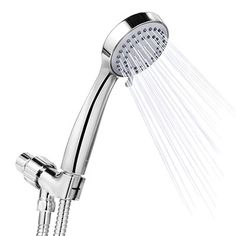 Shower Heads Beautiful Eco-friendly Odorless Pressurized Hand Held Shower Head Solar Shower Parts Home Improvement