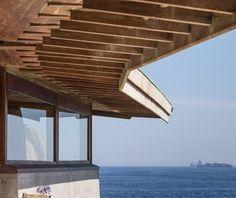 Boa Nova Tea House par Alvaro Siza Vieira - Journal du Design