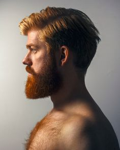 Ginger Men House — bearditorium: Christian
