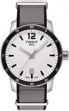 f26c6a369401 Tissot Men s Quickster Nato Watch  bestwatchesaccessories