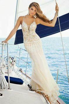 Increibles Vestidos de Noches Formales | Vestidos | Moda 2013 - 2014