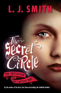 Secret Circle - The TV show didn't do the books justice: seemed like they just kept the names of the character. Loved this series - then again any by L.J.Smith is worth the time to read
